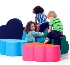 Desk design for kids Poltroncina BUCLO